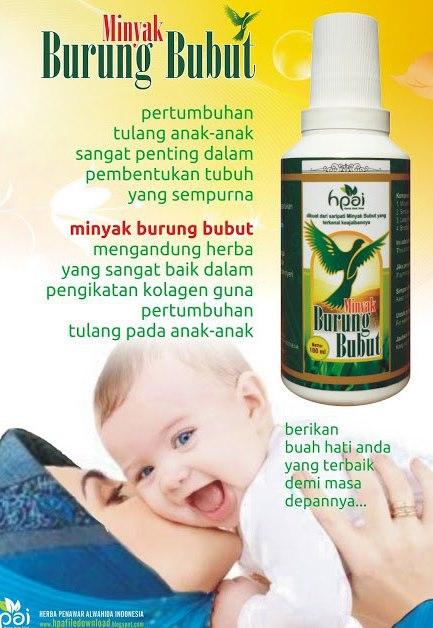 minyak herba jawi