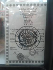 copy sertifikat halal ayam so fresh