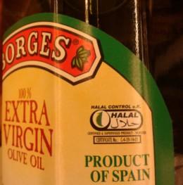 borges olive oil halal spain
