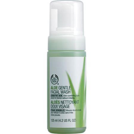 tbs aloe gentle facial wash