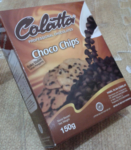 colatta chocolate chips halal mui