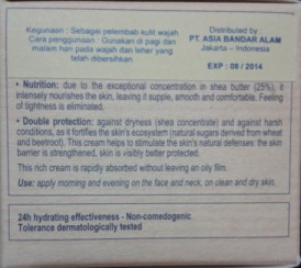 Shea Butter Ultra Rich Face Cream Expiry Date