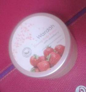 wardah strawberry small