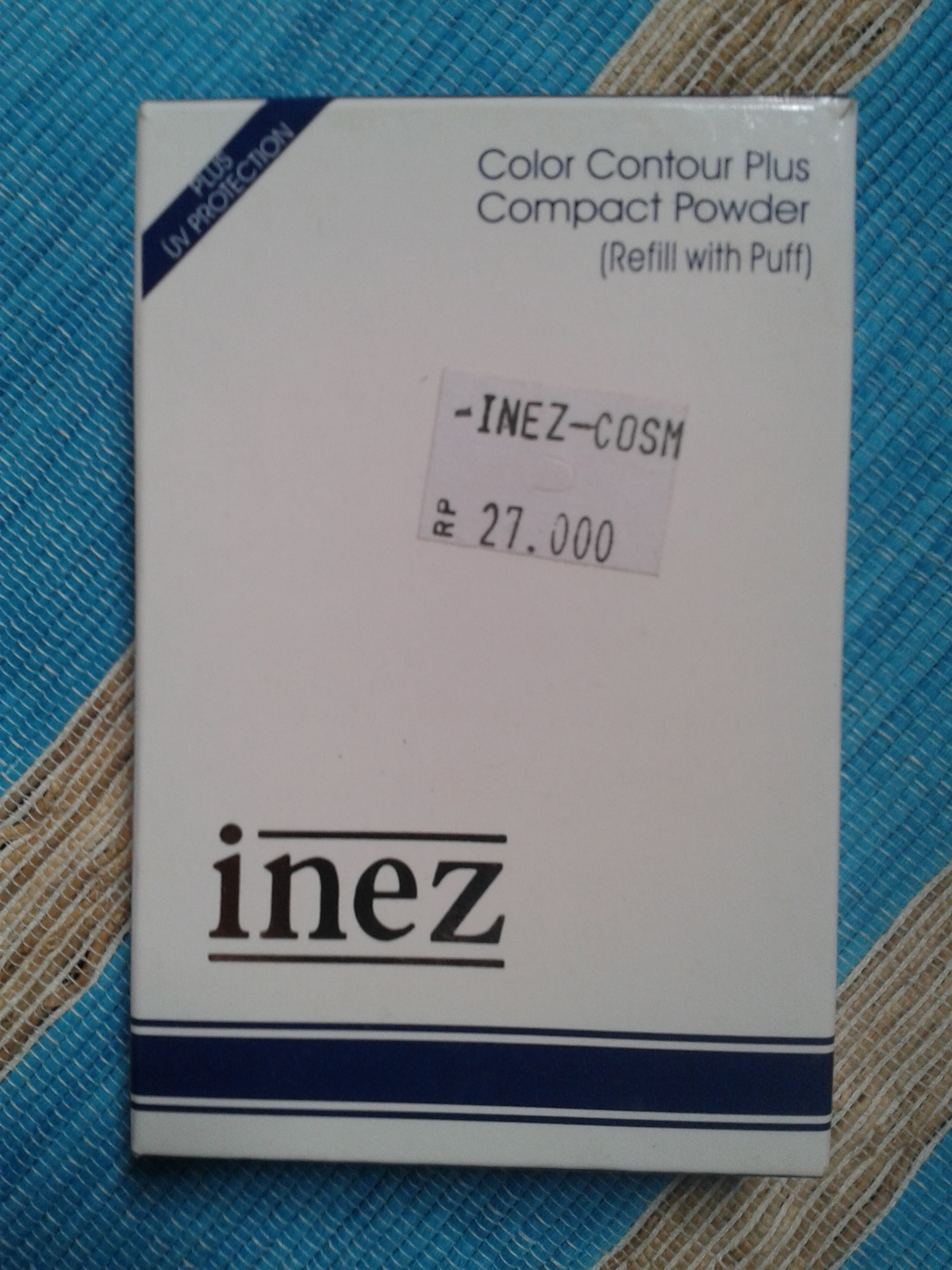 REVIEW INEZ COMPACT POWDER