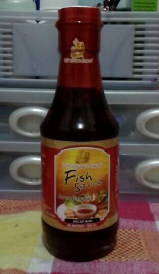 kecap ikan halal kitchen brand