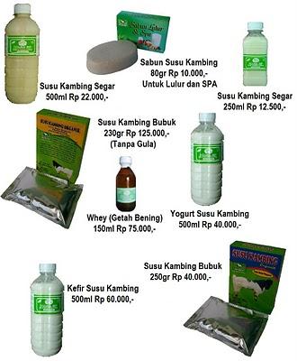 Nagasp produk