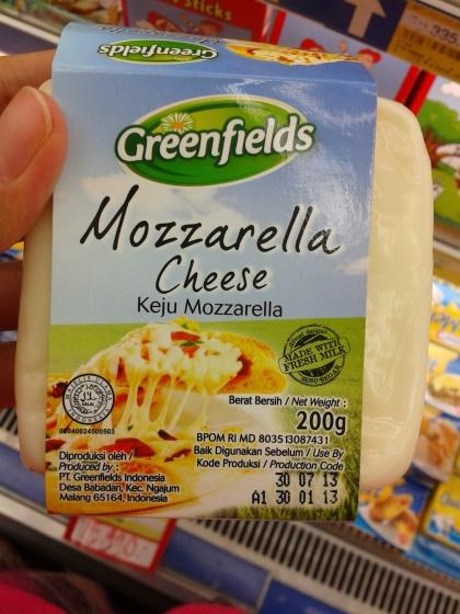 greenfields mozarella halal