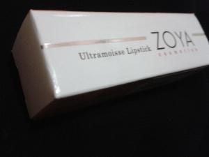 zoya lipstick packaging