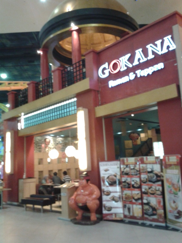 review gokkana resto jepang halal my daily product review. Black Bedroom Furniture Sets. Home Design Ideas