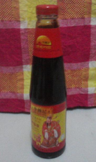 saus tiram choi sun dari lee kum kee dengan logo halal malaysia