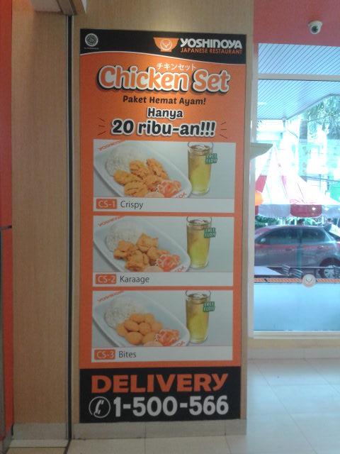 menu 20k yg murah, enak, kenyang :D