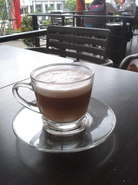 yoshinoya premium coffee cappucino, cuma 15k