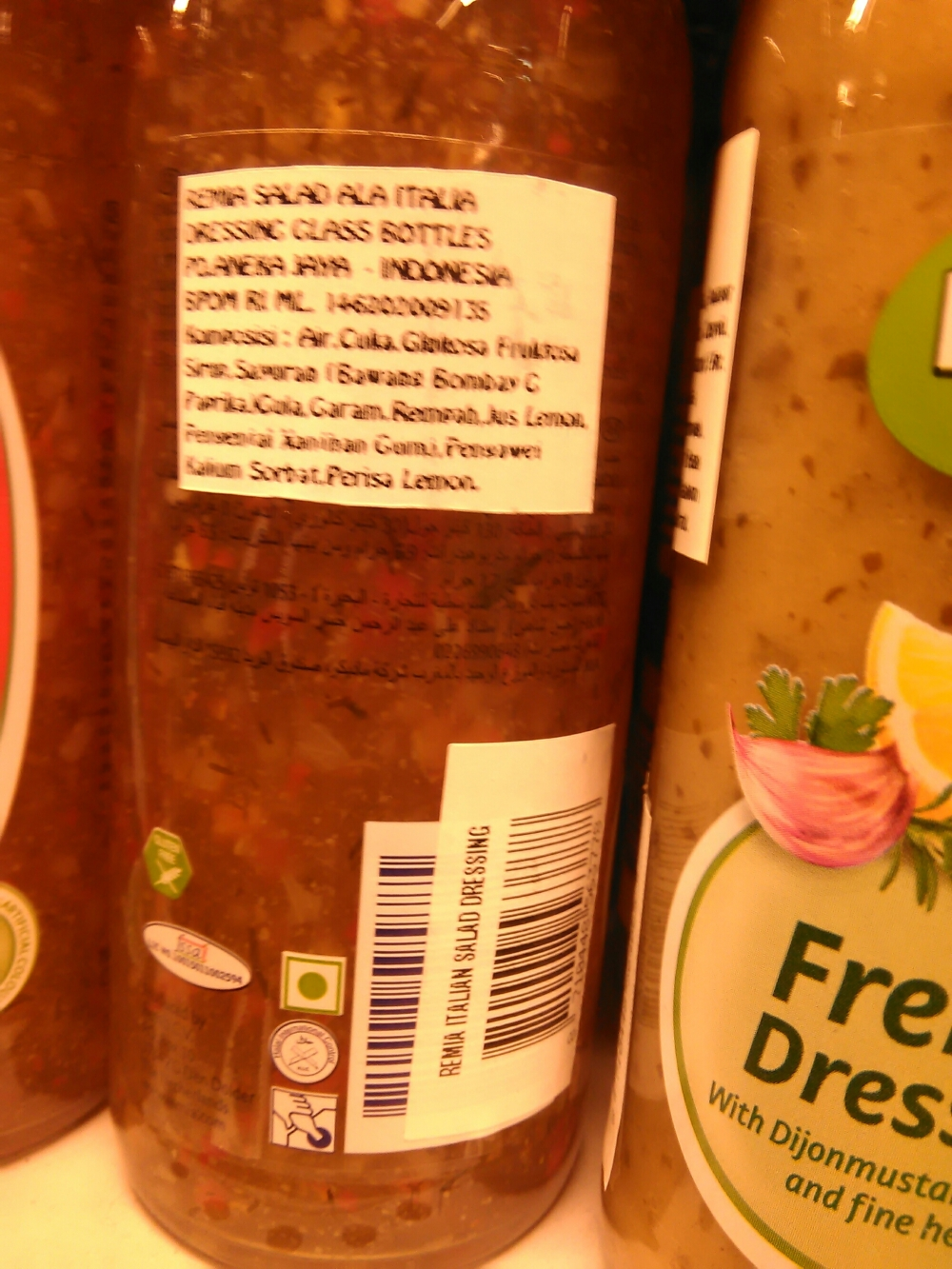 REVIEW REMIA HALAL SALAD DRESSING my daily product review